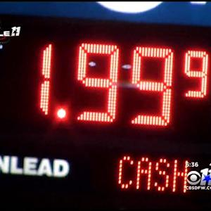 DFW Gas Stations Drop Prices To $1.99