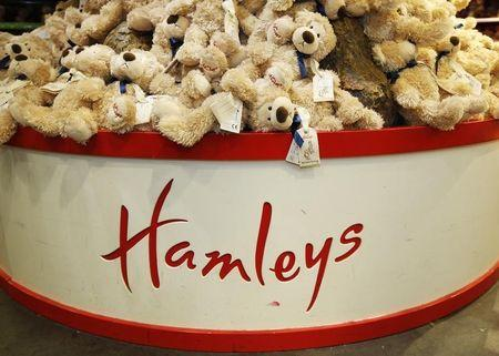 Hamleys opens its largest toy store in Moscow despite economic crisis