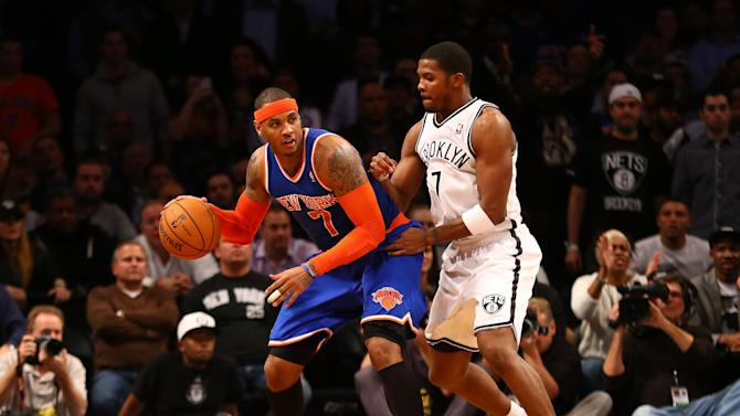 AP Sources: NBA set for NY-NY All-Star in 2015