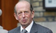 Duke Of Kent In Hospital After Mild Stroke