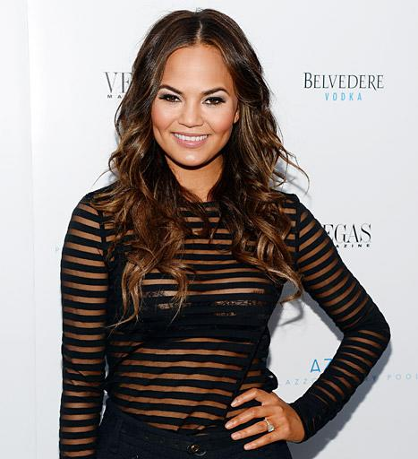 Chrissy Teigen to Joan Rivers: I Never Wear Underwear