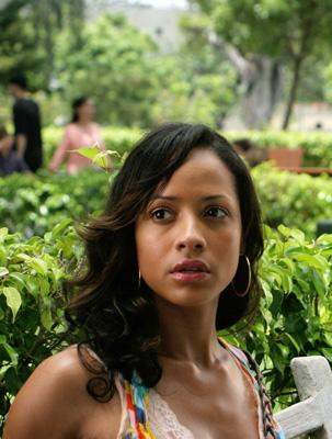 Dania Ramirez of Universal Pictures' Illegal Tender