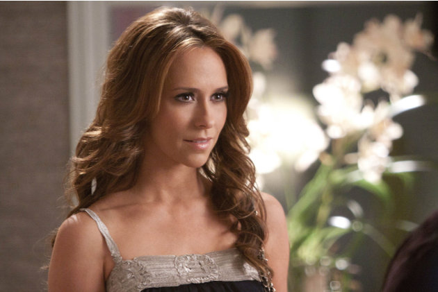 "Jennifer Love Hewitt as Riley in ""The Client List."""