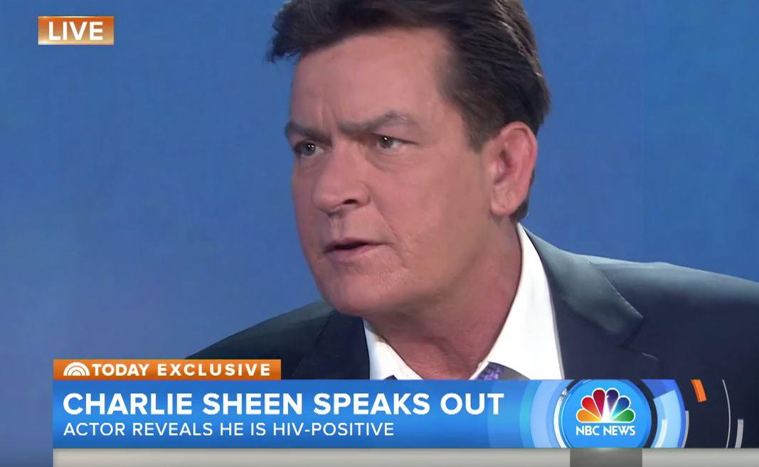 'Today' Ratings Winning Streak Extended Thanks To Charlie Sheen Story