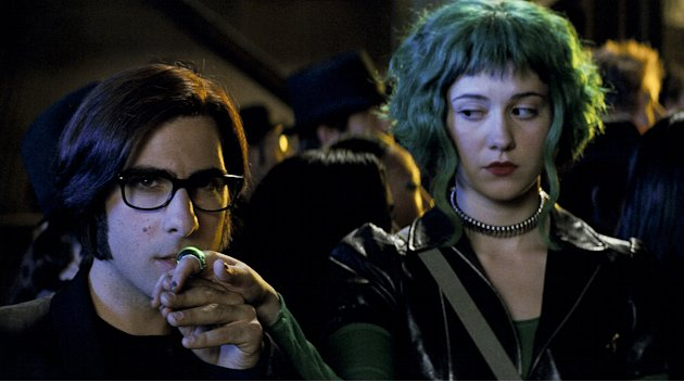 Scott Pilgrim vs the World Universal Pictures 2010 Jason Schwarzman Mary Elizabeth Winstead