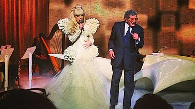 Lady Gaga Reveals Album with Tony Bennett