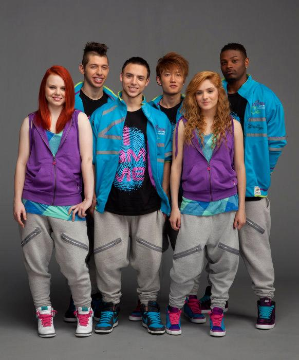 "I.aM.mE. compete on Season 6 of ""America's Best Dance Crew."""