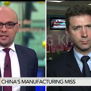 China's Manufacturing Miss