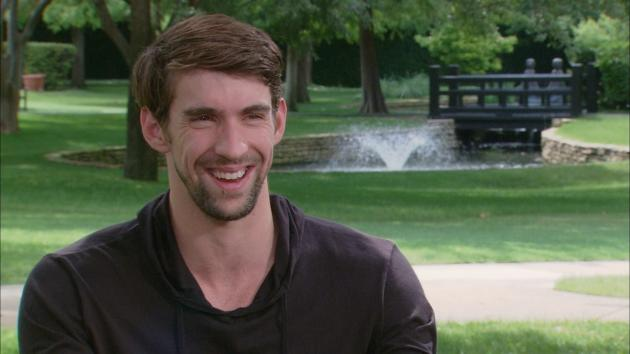 Michael Phelps -- Access Hollywood