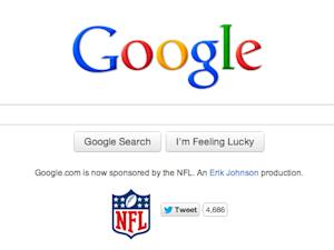 What if the NFL Ran Google?