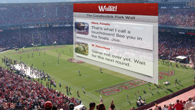 New app Wallit lets you write all over everything