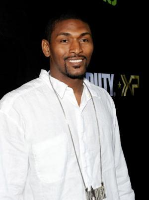 Laker Metta World Peace Prepping Sports-Themed Hidden-Camera Show