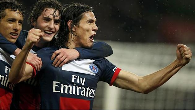 Ligue 1 - Cavani could miss Lille clash due to trip to Uruguay