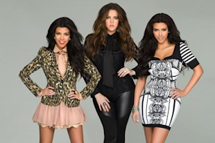 Kim, Kourtney and Khloe Launch The Kardashian Kollection At Dorothy Perkins: EXCLUSIVE