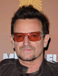 Bono and The Edge creating new score for Spider-Man musical