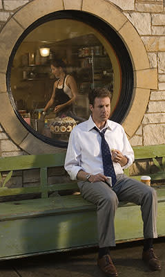 Will Ferrell in Columbia's Stranger Than Fiction