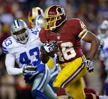 How impressive is Alfred Morris?