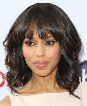 Kerry Washington attends Academy of Television Arts & Sciences' Presents an Evening with 'Scandal' at the Leonard H. Goldenson Theatre, North Hollywood, on May 16, 2013 -- Getty Images
