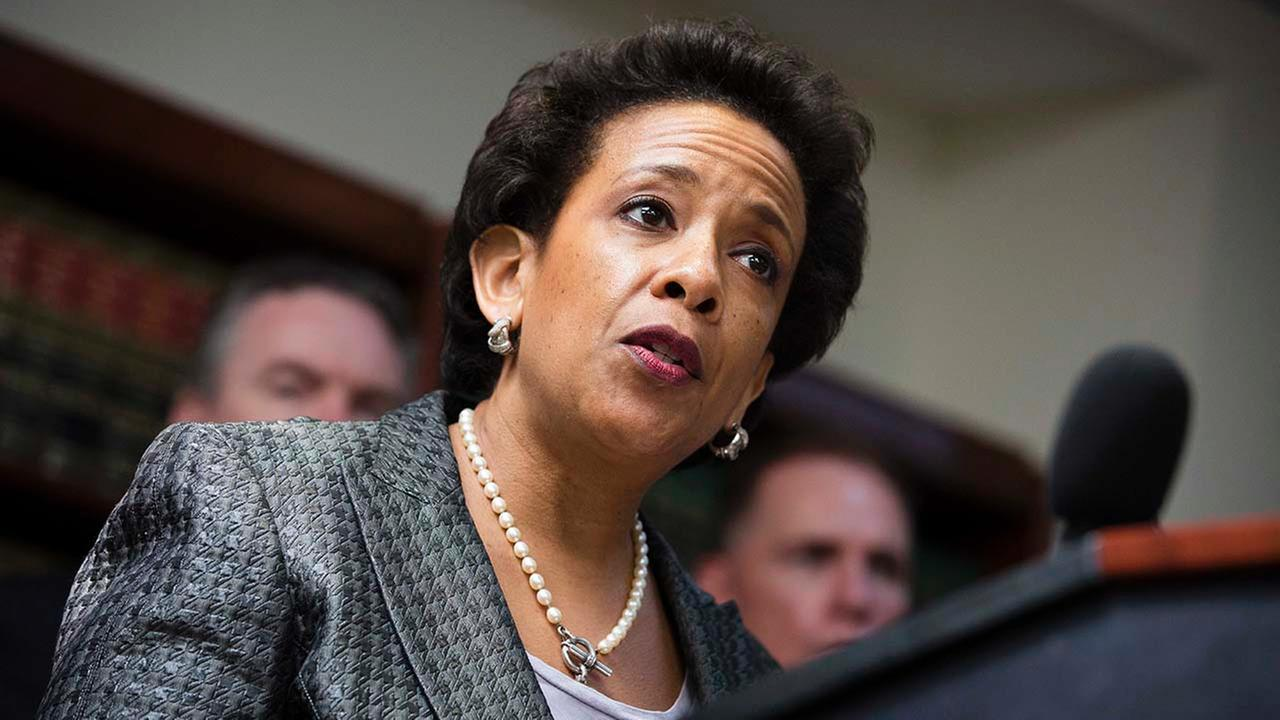 Loretta Lynch wins confirmation as attorney general
