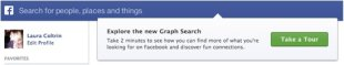 Facebook Graph Search: First Impressions image laura facebook graph