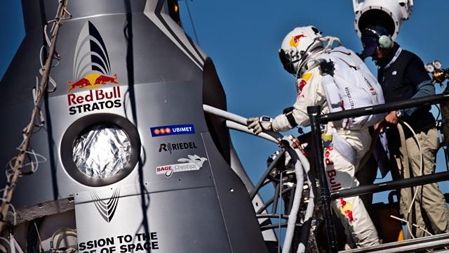 Red Bull Stratos Project: Science Meets Marketing