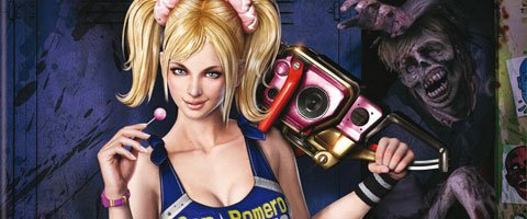 Test : Lollipop Chainsaw