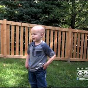 4-Year-Old Cancer Patient Fighting Hard To Beat The Odds