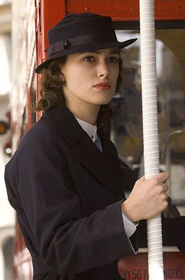 Keira Knightley in Focus Features' Atonement