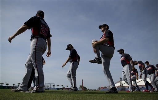 Strasburg struggles in 6th as Braves top Nats