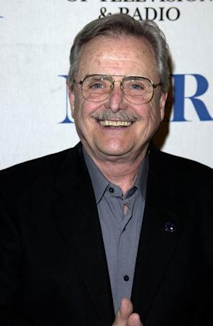 William Daniels at the The Directors Guild of America in Hollywood in March 2002 -- Getty Premium
