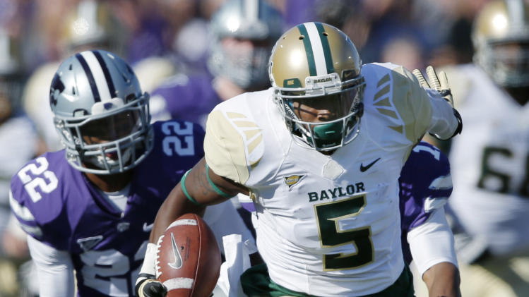 No. 12 Baylor knew it needed to be challenged