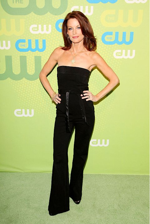 Leighton Laura CW Upfronts