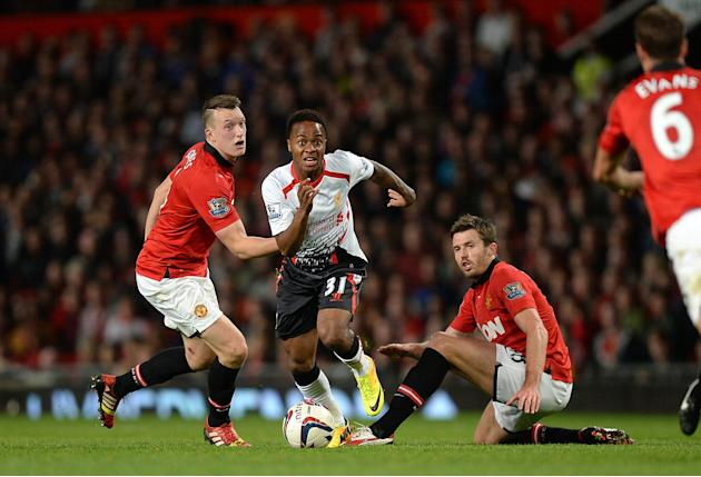 Soccer - Capital One Cup - Third Round - Manchester United v Liverpool - Old Trafford