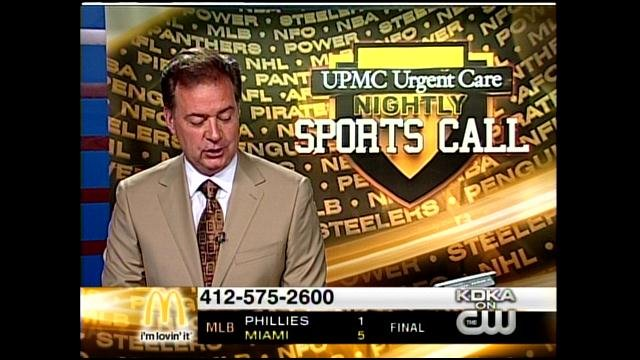 UPMC Urgent Care Nightly Sports Call: May 20, 2013 (Pt. 2)