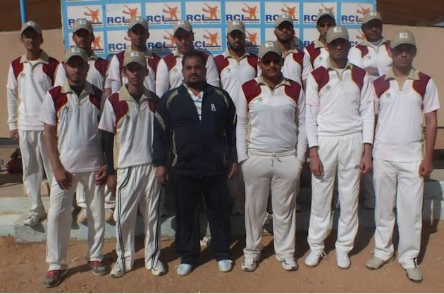 Bad day for IISR in Inter-school cricket