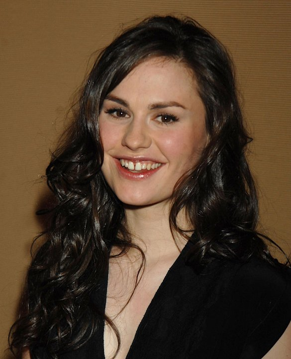 "Anna Paquin of ""Bury My Heart at Wounded Knee"" at the HBO Winter 2007 TCA Press Tour in Los Angeles, California on January 12, 2007."