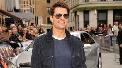 What is Tom Cruise's New Movie About?