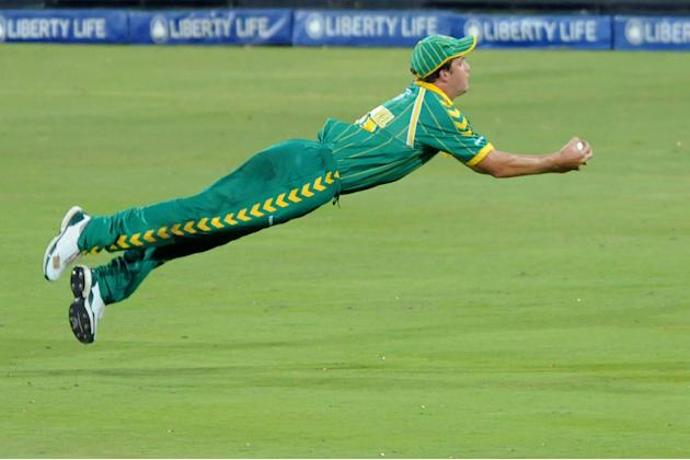 Standard Bank Pro20 : South Africa v Australia
