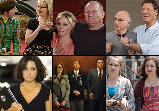 Emmys 2012: Handicapping the Outstanding Comedy Series Race  Plus: Our Pick to Win!