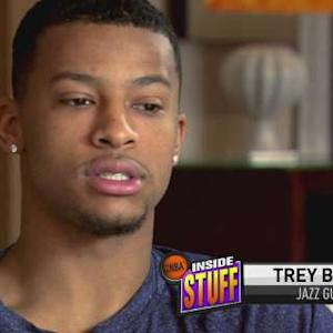 NBA Inside Stuff Promo: Trey Burke's Big Shot