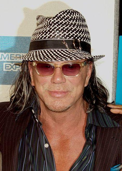 Mickey Rourke Returns to Work: A Look at His Best Roles