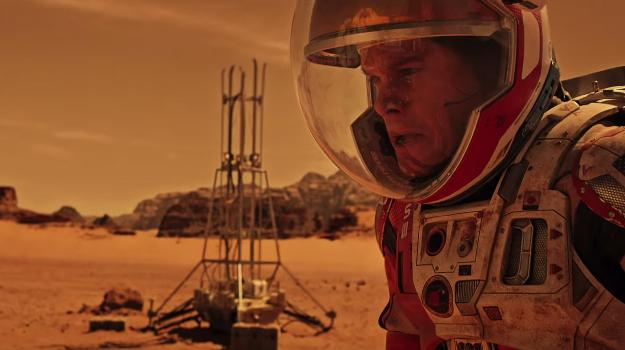 'The Martian' recruits physicist Neil deGrasse Tyson to narrate a brilliant guerrilla marketing video