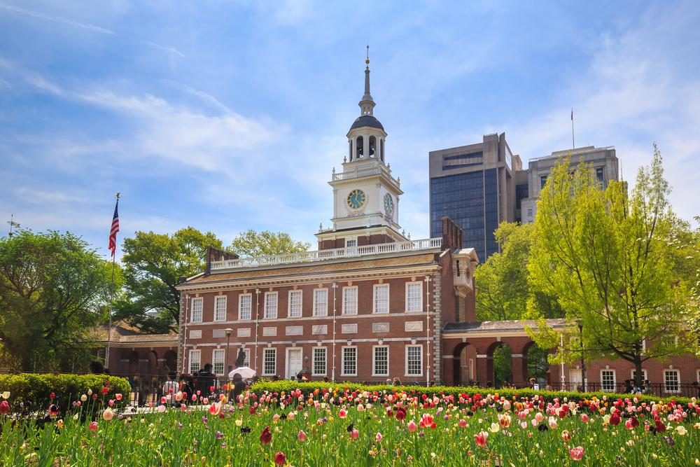 Philadelphia tops Lonely Planet's list of 10 best US destinations 2016