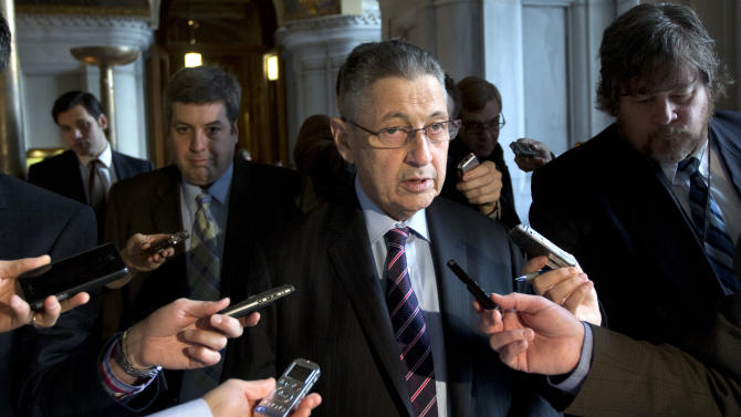 Tentative NY budget deal touches rich and poor