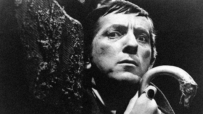 "FILE - In this 1970 file photo originally released by ABC, Jonathan Frid, from ""Dark Shadows,"" is shown. Frid, a Canadian actor best known for playing Barnabas Collins in the 1960s original vampire soap opera ""Dark Shadows"", has died. He was 87.  Frid died Friday, April 13, 2912 of natural causes in a hospital in his home town of Hamilton, Ontario, said Jim Pierson, a friend and spokesman for Dan Curtis Productions, the creator of ""Dark Shadows."" (AP Photo/ABC, file)"