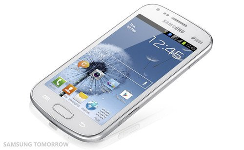 Samsung Galaxy S Duos brings dual SIM love to border-hopping Androids. Phones, Samsung, Samsung Galaxy S Duos, Android 0