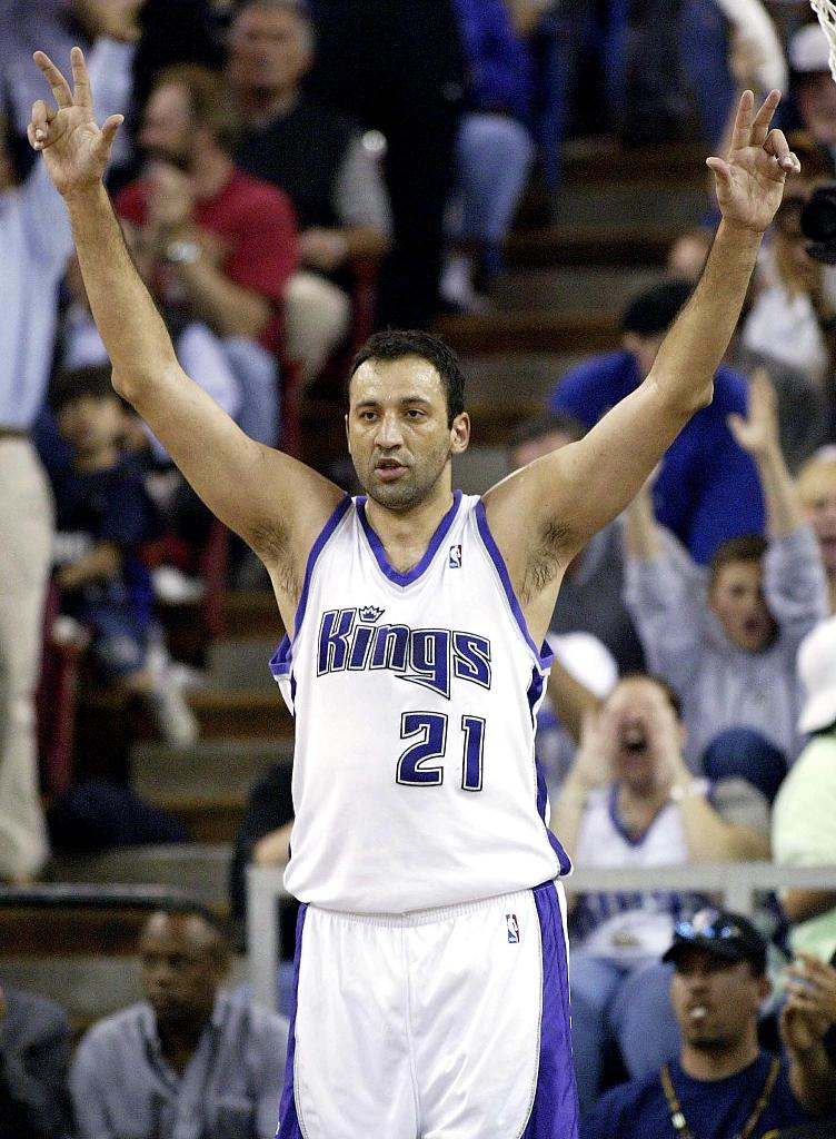 Kings name retired Serbian star Divac to exec job