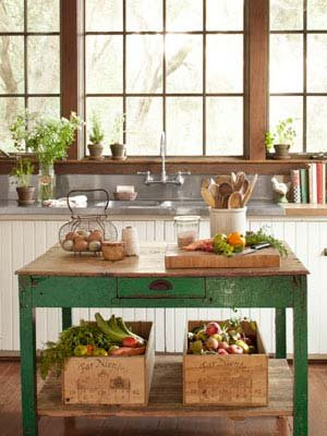 Green Country Kitchen