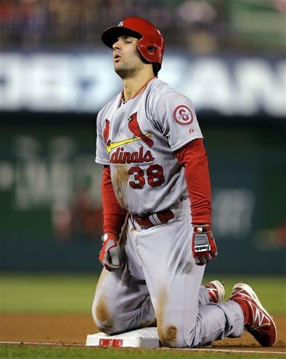 Wainwright goes 8-plus as Cards beat Nationals 2-0