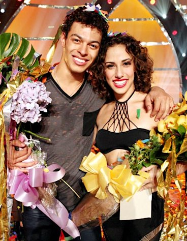So You Think You Can Dance: Eliana Girard, Chehon Wespi-Tschopp Named Winners!